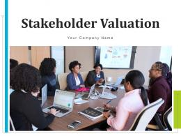 Stakeholder Valuation Parameters Department Indicating Commitment Influence
