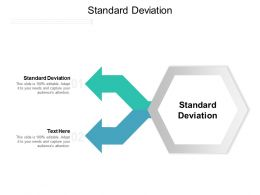 Standard Deviation Ppt Powerpoint Presentation Slides Ideas