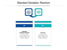 Standard Deviation Random Ppt Powerpoint Presentation Icon Objects Cpb