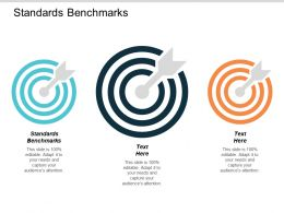 Standards Benchmarks Ppt Powerpoint Presentation Styles Graphic Tips Cpb