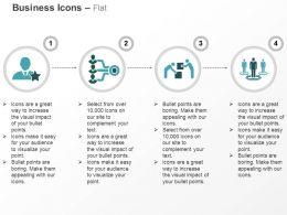 Star Employee Organizational Chart Teamwork Network Ppt Icons Graphics