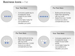 Star Rating Grades For Quality Measurement Ppt Icons Graphics