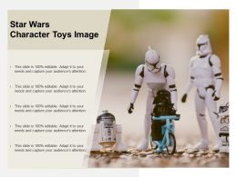 Star Wars Character Toys Image