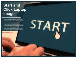 Start And Click Laptop Image