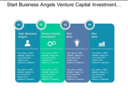 Start Business Angels Venture Capital Investment Online Entrepreneurship Cpb