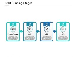 Start Funding Stages Ppt Powerpoint Presentation File Graphics Cpb
