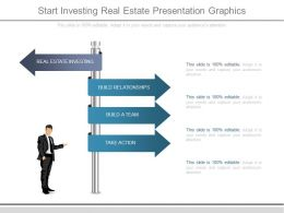 Start Investing Real Estate Presentation Graphics