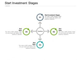 Start Investment Stages Ppt Powerpoint Presentation Inspiration Portrait Cpb