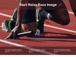 Start Relay Race Image
