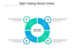 Start Trading Stocks Online Ppt Powerpoint Presentation Styles Example Cpb