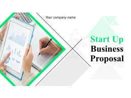 Start Up Business Proposal Powerpoint Presentation Slides