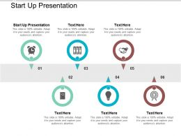 Start Up Presentation Ppt Powerpoint Presentation Layouts Rules Cpb