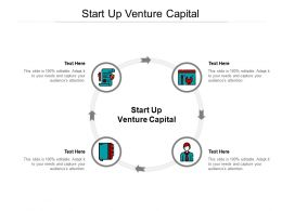 Start Up Venture Capital Ppt Powerpoint Presentation Slides Rules Cpb