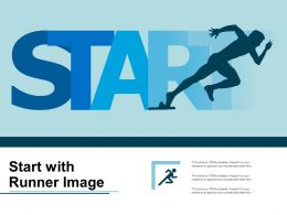 Start With Runner Image