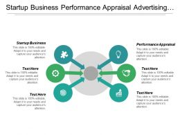 Startup Business Performance Appraisal Advertising Marketing Financial Analysis Report Cpb