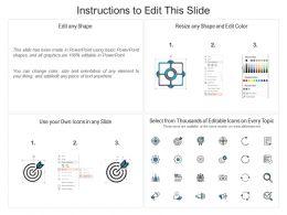 Startup Company Profile Overview Design