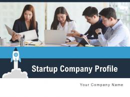Startup Company Profile Timeline Organizational Structure Financial Analysis Process