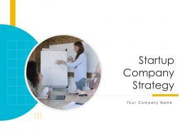 Startup Company Strategy Powerpoint Presentation Slides