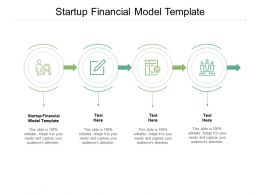 Startup Financial Model Template Ppt Powerpoint Presentation File Clipart Cpb