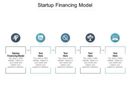 Startup Financing Model Ppt Powerpoint Presentation Slides Tips Cpb
