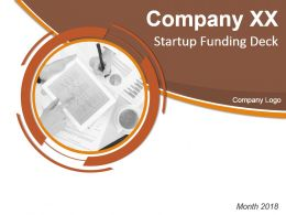 Startup Funding Deck Powerpoint Presentation Slides