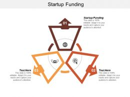 Startup Funding Ppt Powerpoint Presentation Inspiration Picture Cpb