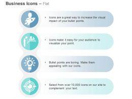 Startuper Panel Development Target Eye Web Strategy Ppt Icons Graphics