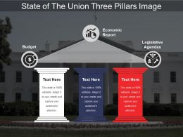 State Of The Union Three Pillars Image
