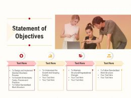 Statement Of Objectives Growth Scoping Ppt Powerpoint Presentation Tips