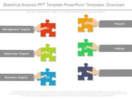 Statistical Analysis Ppt Template Powerpoint Templates Download