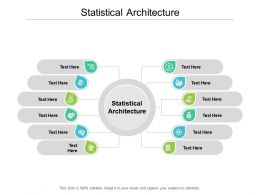 Statistical Architecture Ppt Powerpoint Presentation Portfolio Sample Cpb