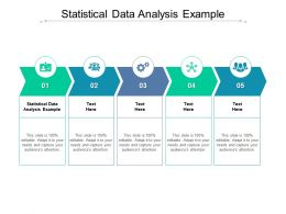 Statistical Data Analysis Example Ppt Powerpoint Presentation Model Gallery Cpb