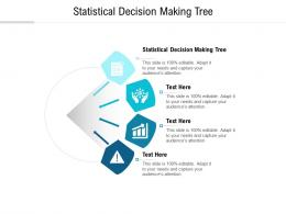 Statistical Decision Making Tree Ppt Powerpoint Presentation Infographic Template Elements Cpb