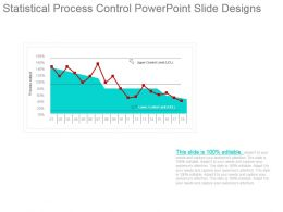 Statistical Process Control Powerpoint Slide Designs