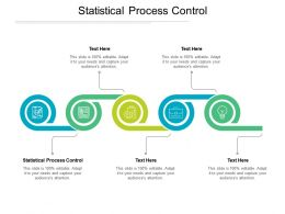 Statistical Process Control Ppt Powerpoint Presentation Gallery Template Cpb