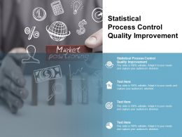 Statistical Process Control Quality Improvement Ppt Powerpoint Gallery Cpb
