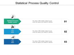 Statistical Process Quality Control Ppt Powerpoint Presentation Infographic Template Template Cpb