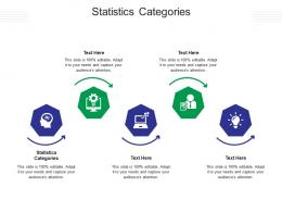 Statistics Categories Ppt Powerpoint Presentation Ideas Picture Cpb