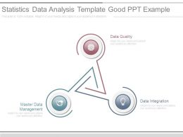 Statistics Data Analysis Template Good Ppt Example
