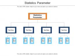 Statistics Parameter Ppt Powerpoint Presentation Pictures Template Cpb