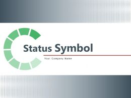 Status Symbol Online Payment Project Process Experience Service Progress Strength