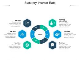 Statutory Interest Rate Ppt Powerpoint Presentation Styles Ideas Cpb