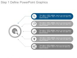 Step1 Define Powerpoint Graphics