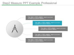 Step2 Measure Ppt Example Professional