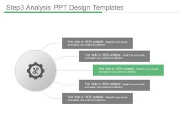 Step3 Analysis Ppt Design Templates