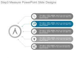 Step3 Measure Powerpoint Slide Designs