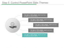 Step5 Control Powerpoint Slide Themes