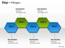 Step 5 Stages 5