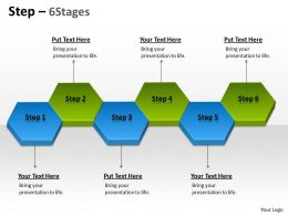 Step 6 Stages 5