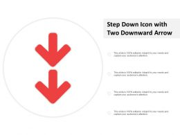 step_down_icon_with_two_downward_arrow_Slide01